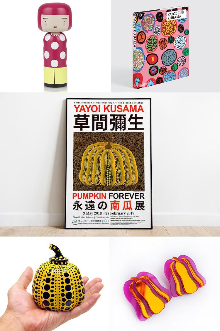 Gifts for Yayoi Kusama Fans