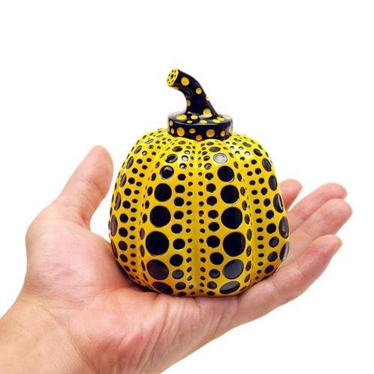 Yayoi Kusama Pumpkin Object