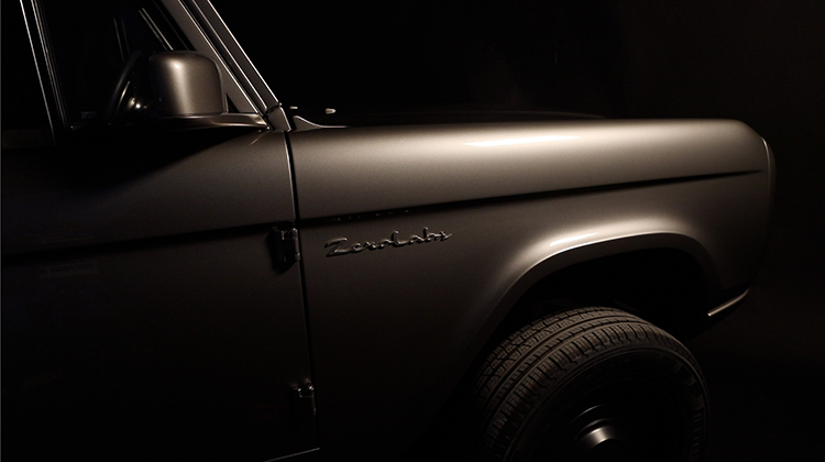 Zero Labs Automotive Classic Car Electric Conversion