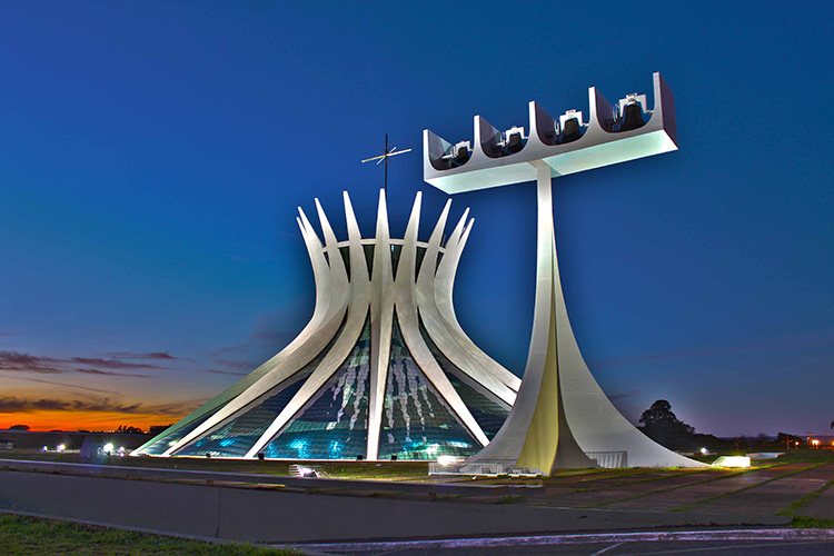 Metropolitan Cathedral of Brasília