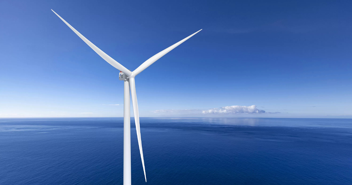 GE's Haliade-X is the World's Most Powerful Offshore Wind Turbine