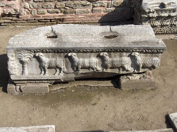 Previous Hagia Sophia Roman Empire