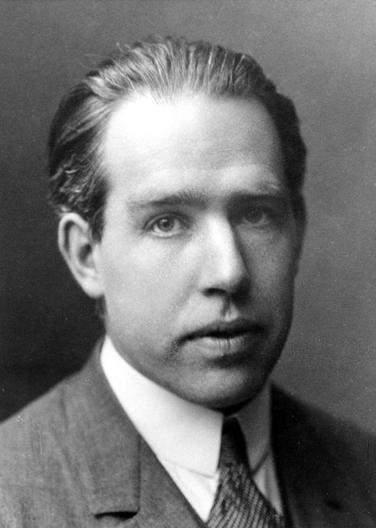 Neils Bohr Physicist Atom