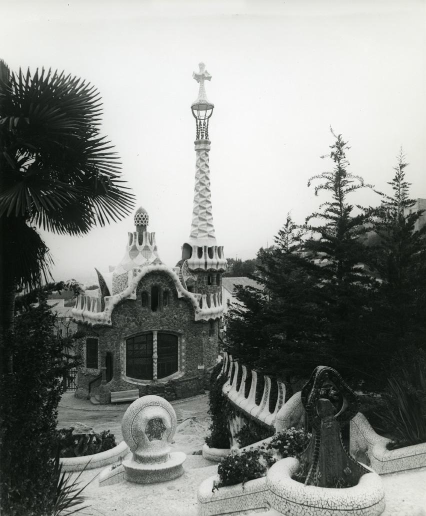 Park Güell en 1914