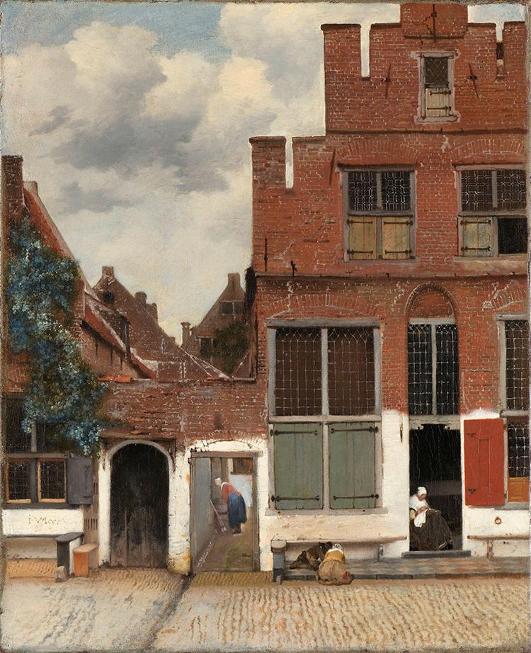Rijksmuseum Free Art Online Vermeer