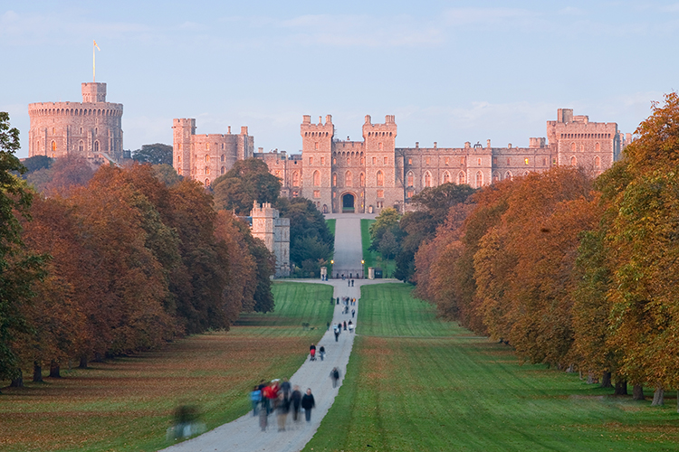 History of Windsor Castle the British Royal Residence