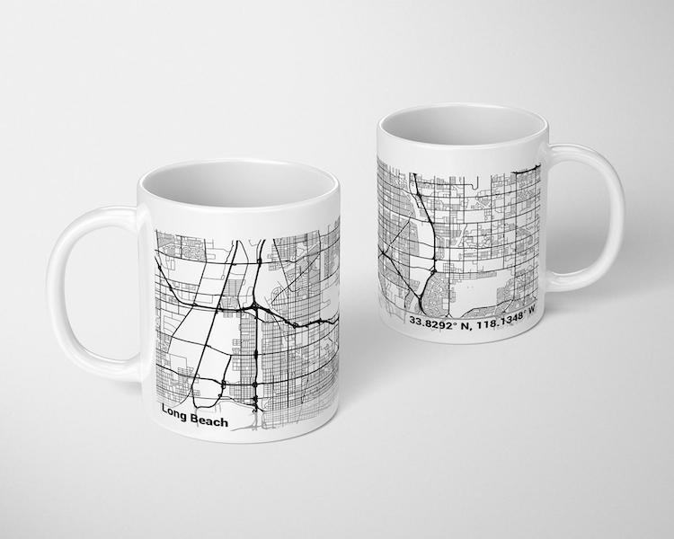 City Mug - 15 Architecture-Inspired Mugs for Design Lovers