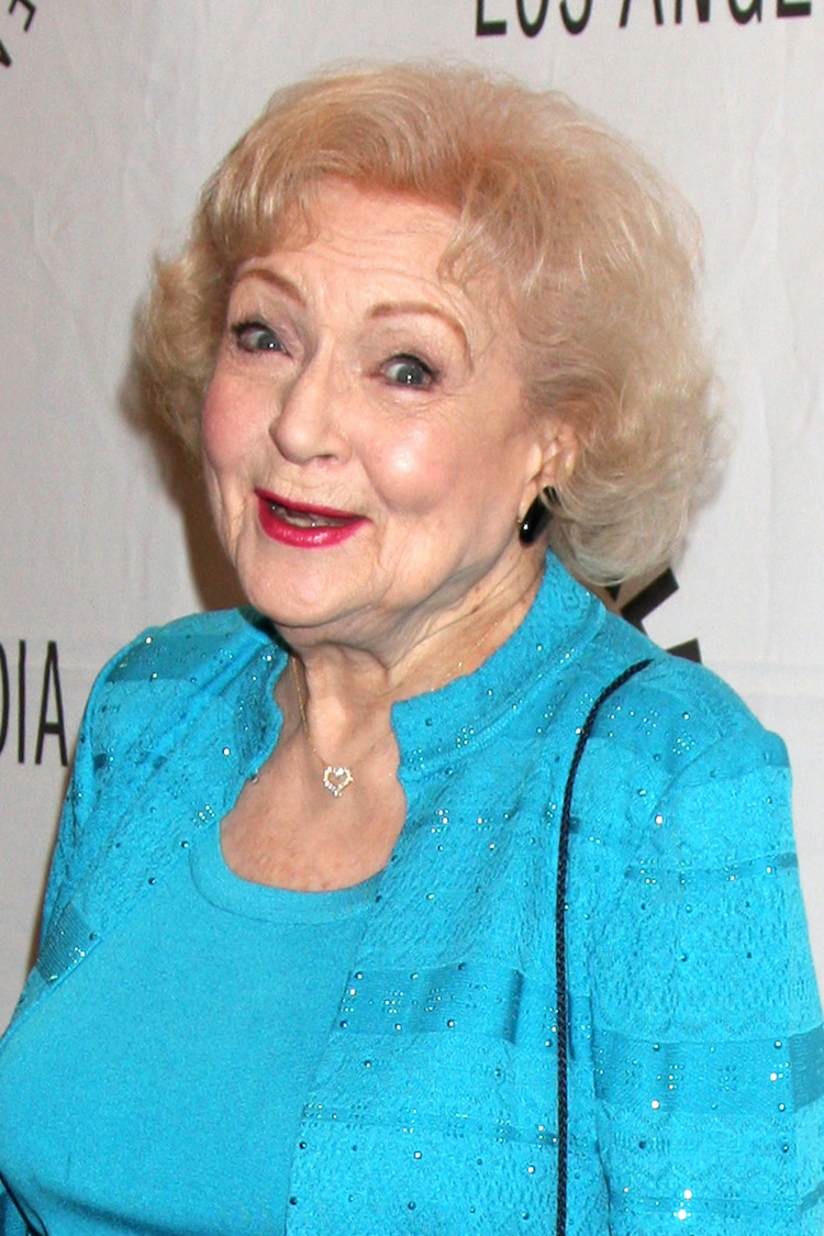 Betty White 99th Birthday