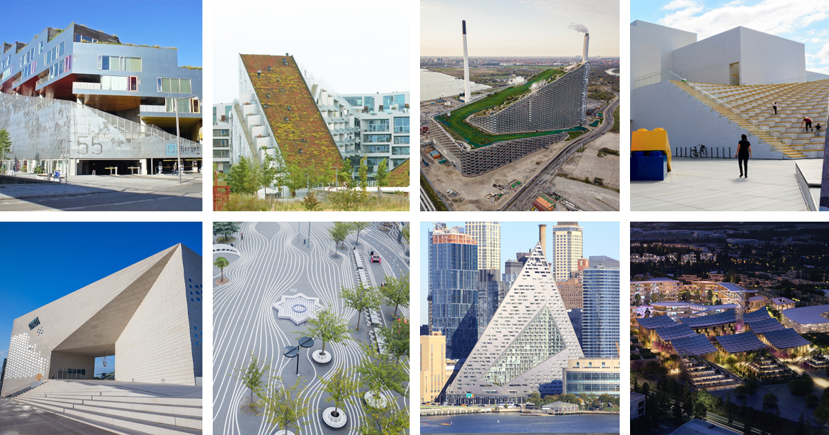 The Architecture of BIG - 15 Great Buildings by Bjarke Ingels Group