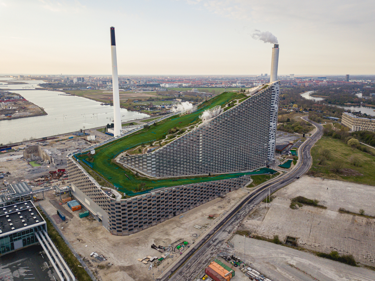 Copenhill - The Architecture of BIG - 15 Great Buildings by Bjarke Ingels Group