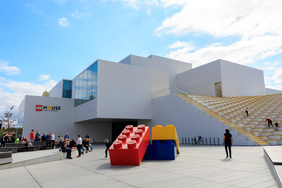 LEGO House - The Architecture of BIG - 15 Great Buildings by Bjarke Ingels Group