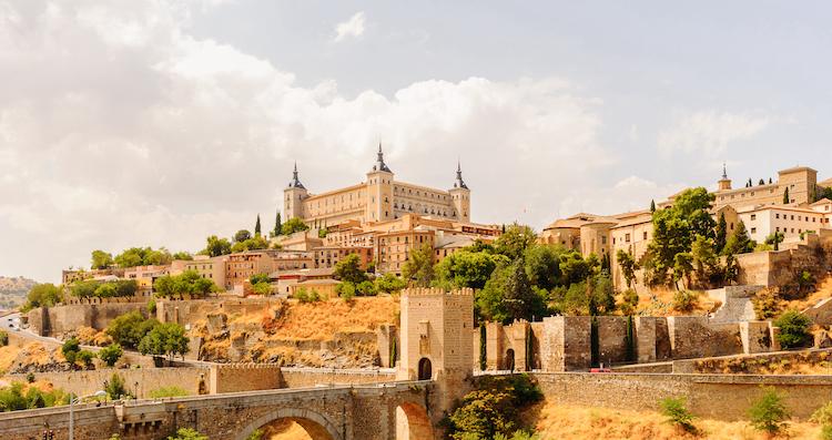 Toledo, la città medievale della Spagna