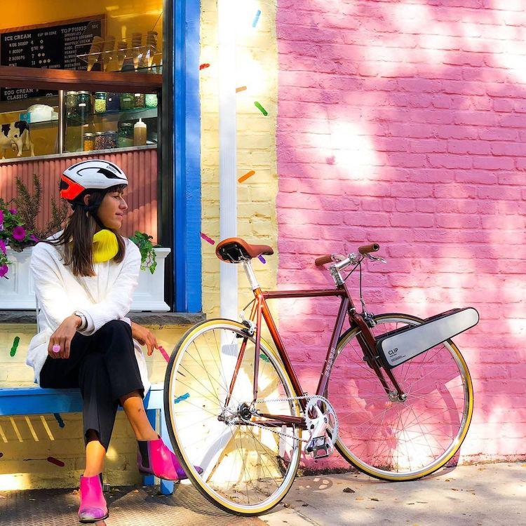 CLIP motor para bicicleta