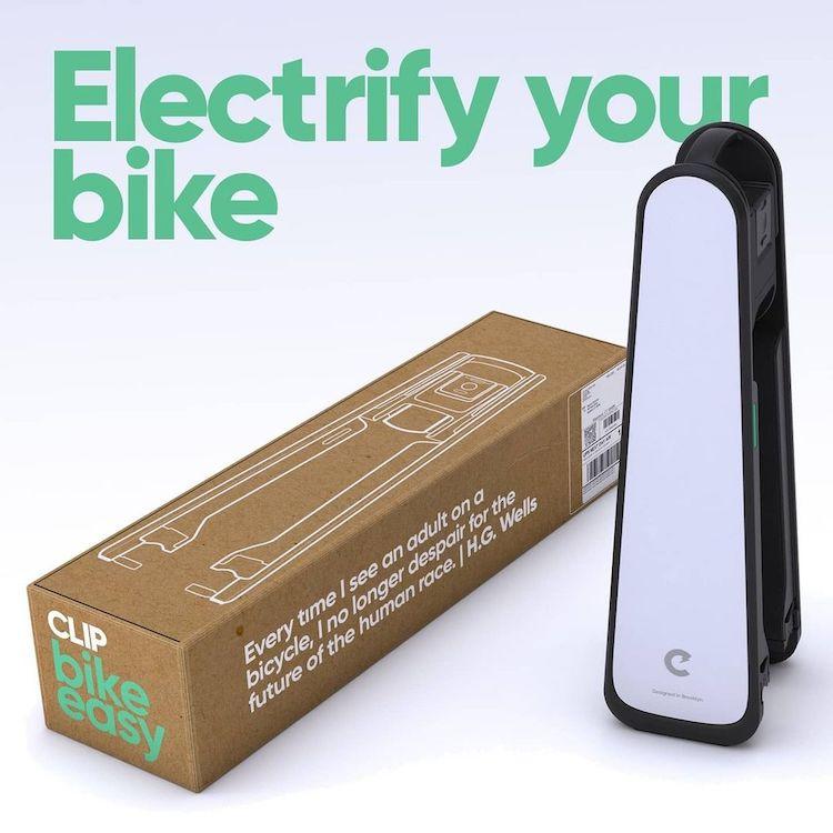 CLIP E-Bike Conversion