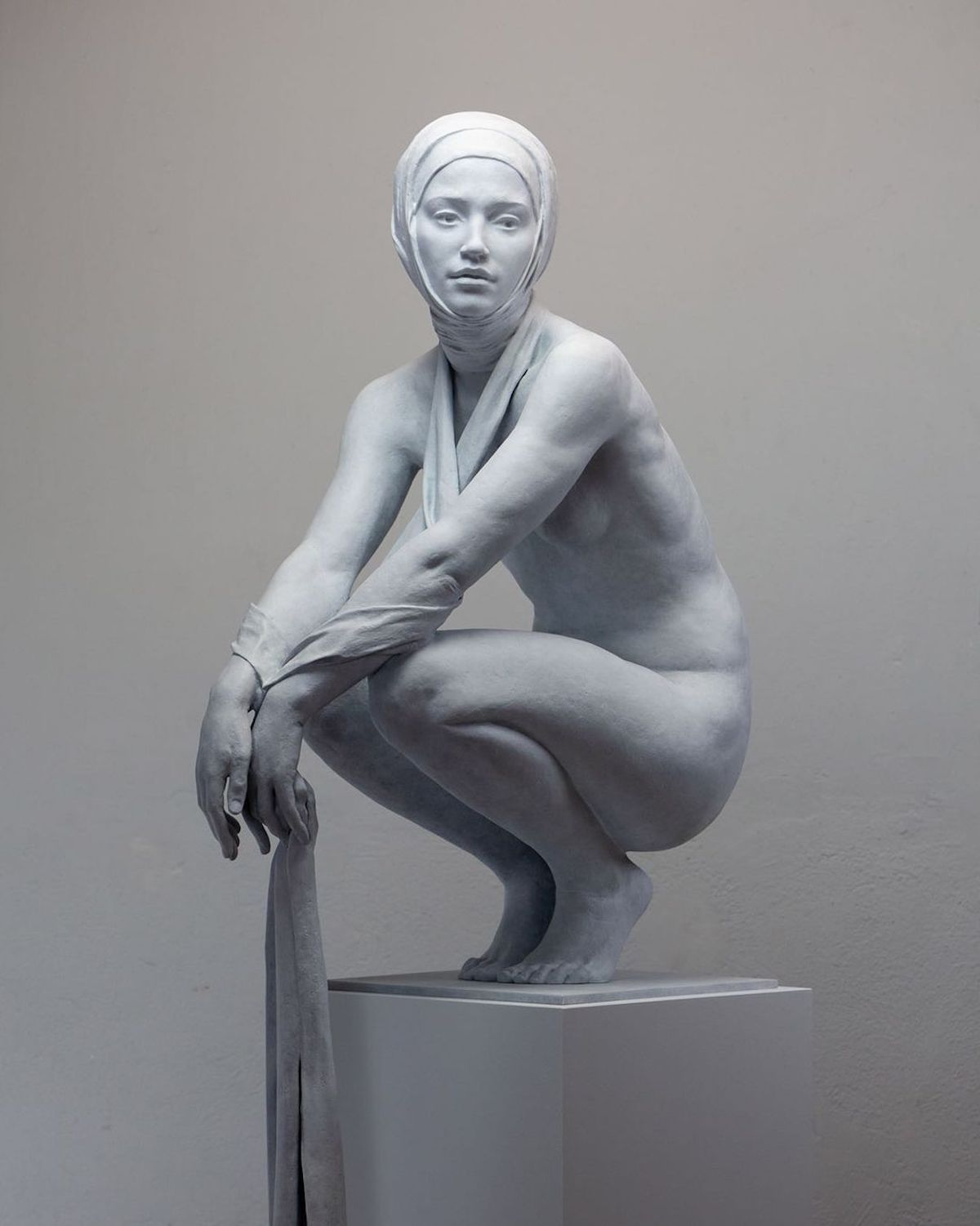 Figurative Sculpture by Coderch and Malavia