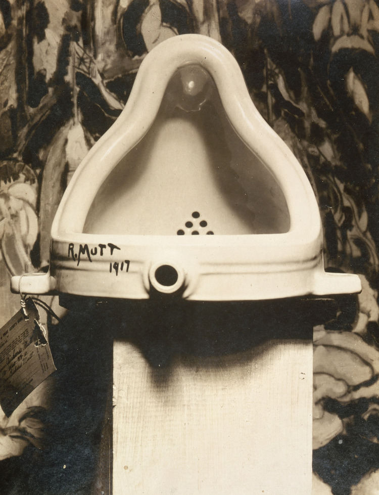 Readymade de Marcel Duchamp