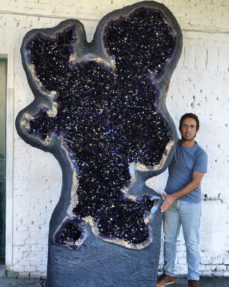 Extra Large Geode