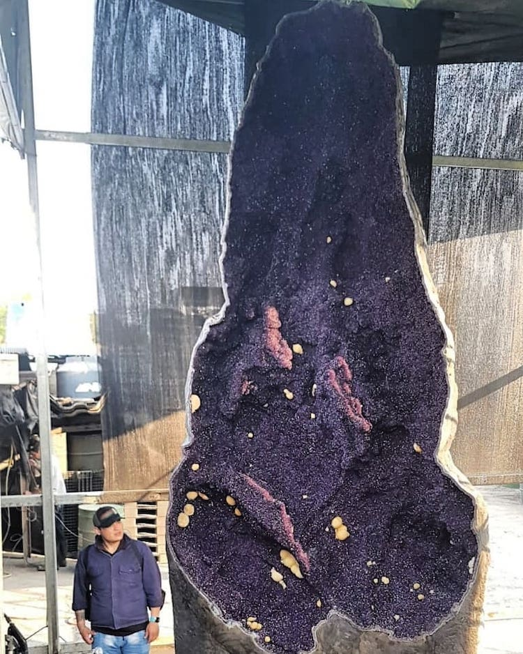 Extra Large Amethyst Geode