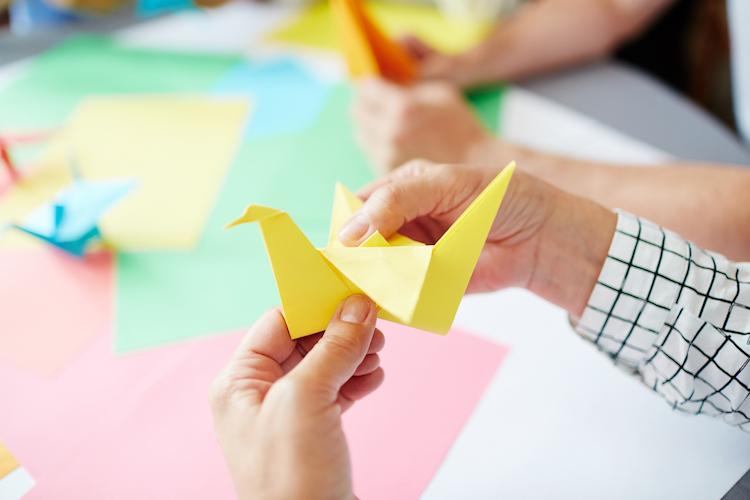 Folding Easy Origami