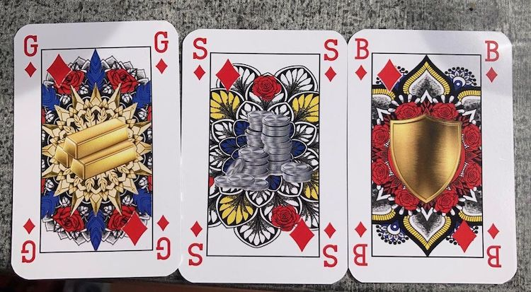 GSB Playing Cards