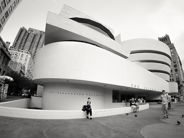 Guggenheim Museum New York City Modern Art