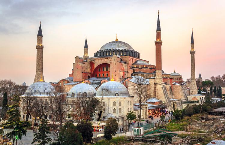 What Is Hagia Sophia Istanbul
