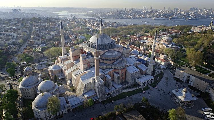 Hagia Sophia Istanbul Turkey Mosque