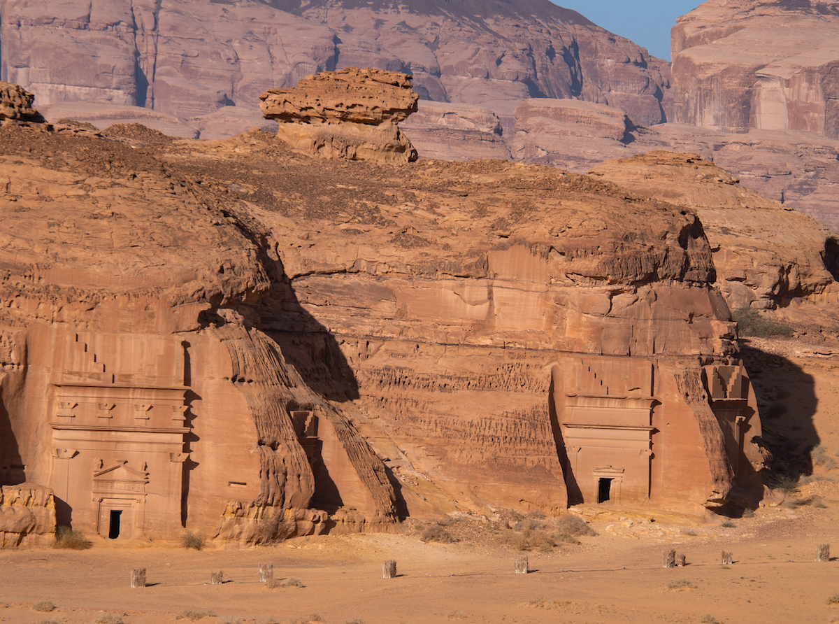 The Ancient Saudi Arabian City of Hegra Is Open for Tourism After 1,000 Years