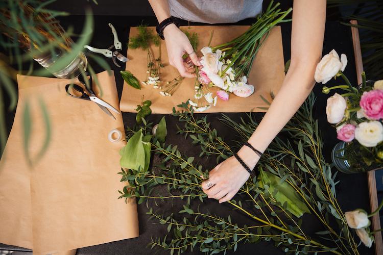 Flower Pressing Materials