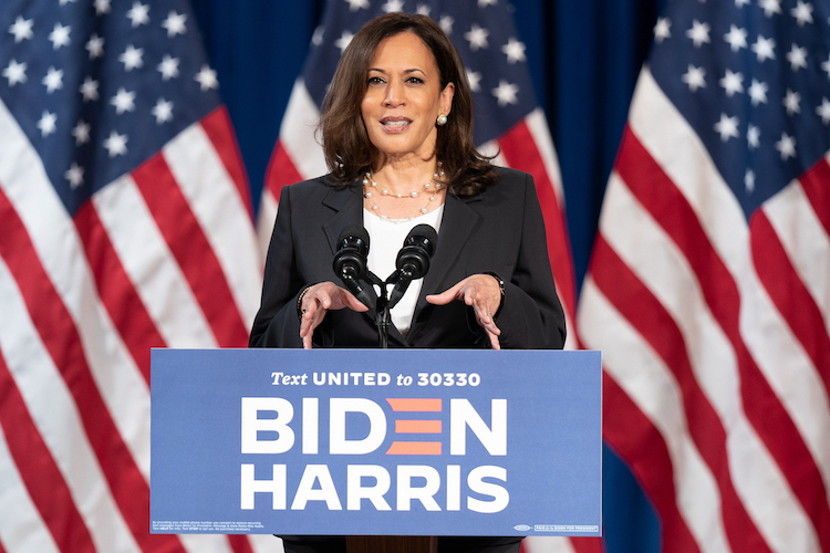 Kamala Harris First Black Vice President