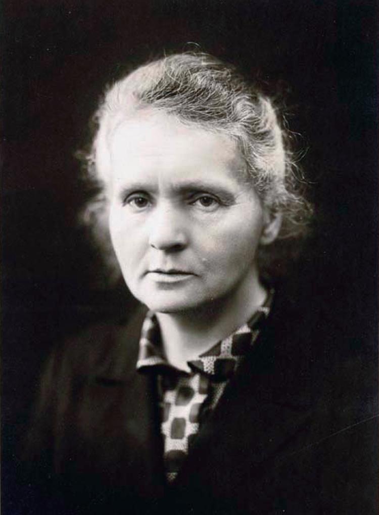 Marie Curie Nobel Laureate
