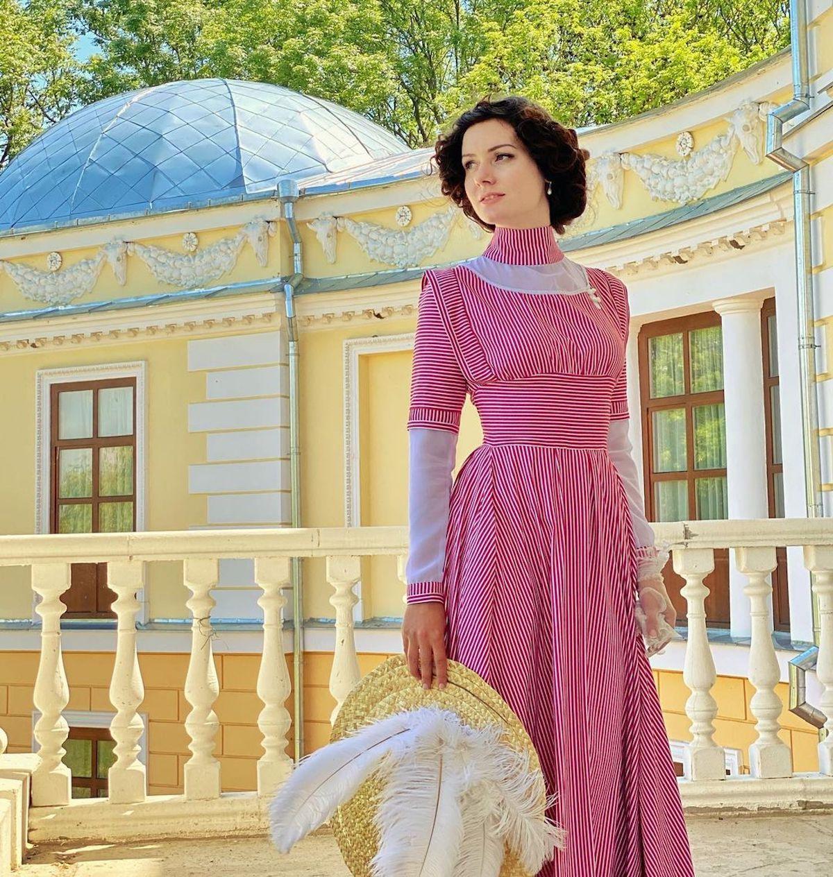 Estilo vintage de Mila Povoroznyuk