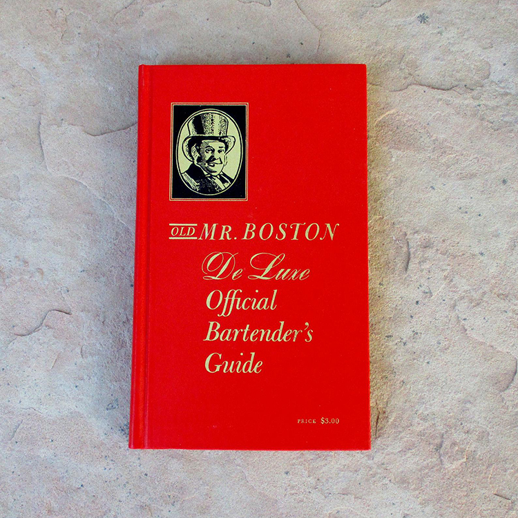 Mr. Boston Cocktail Book