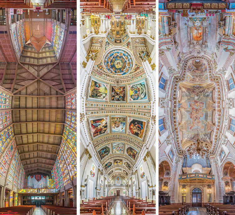 Photographer Richard Silver on His Architectural Photography and Vertical Churches