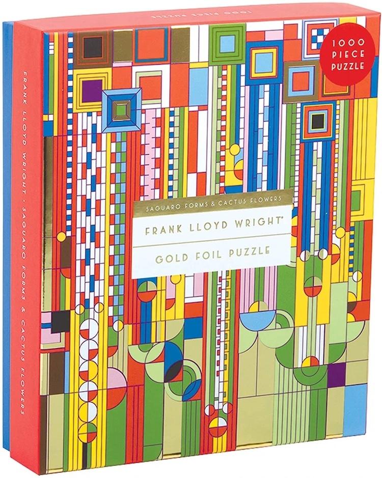 Frank Lloyd Wright Puzzle