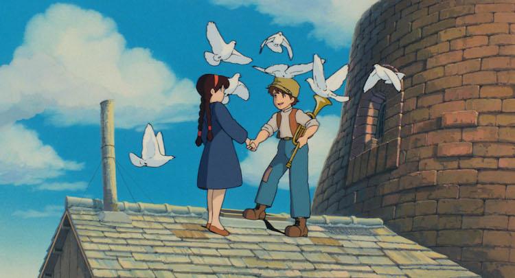 Studio Ghibli History