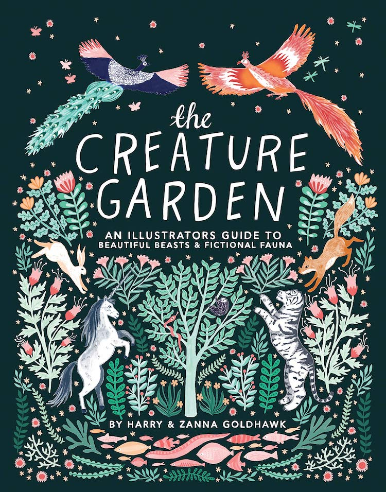 The Creature Garden Book