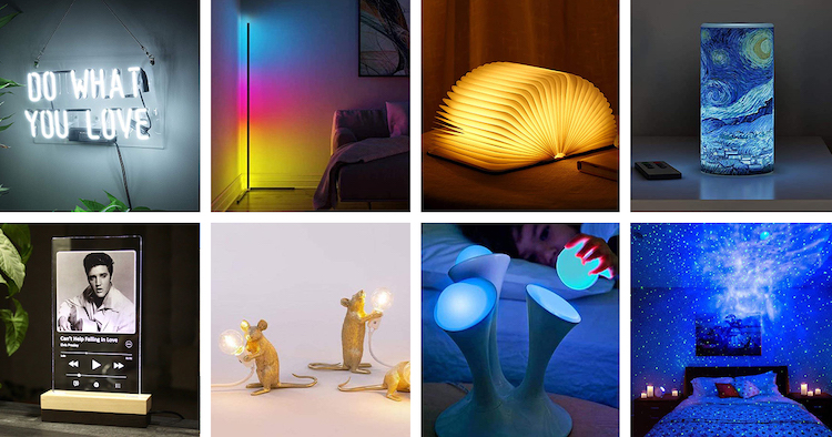 15 Unique Light Fixtures and Lamps to Brighten Up Your Space