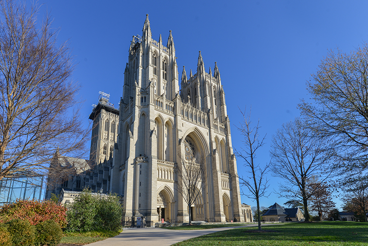 Washington National Cathedral, Washington, DC, USA