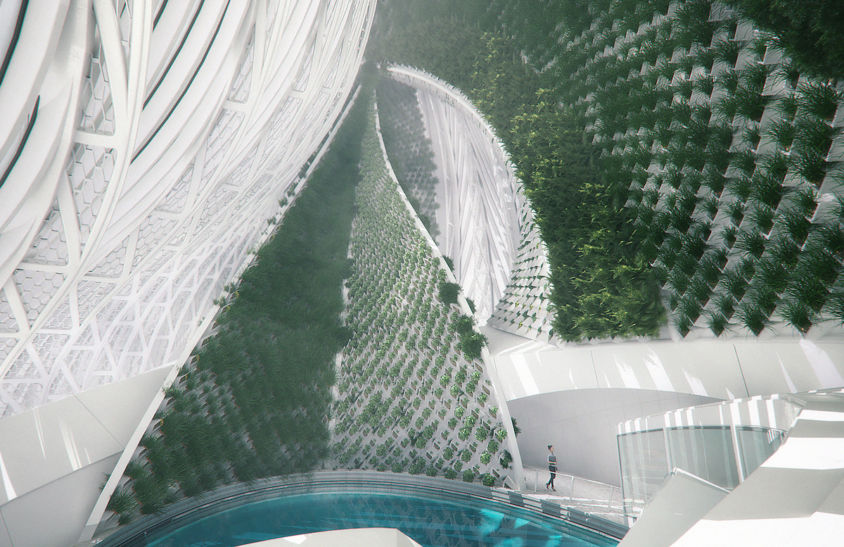 "Designer of ""8th Content,"" a Floating Research Station, Wins the 2020 Grand Prix Award"