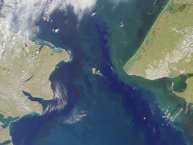 Bering Strait Alaska