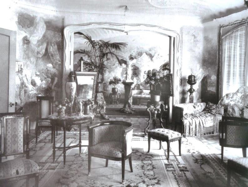 Interior de la Pedrera