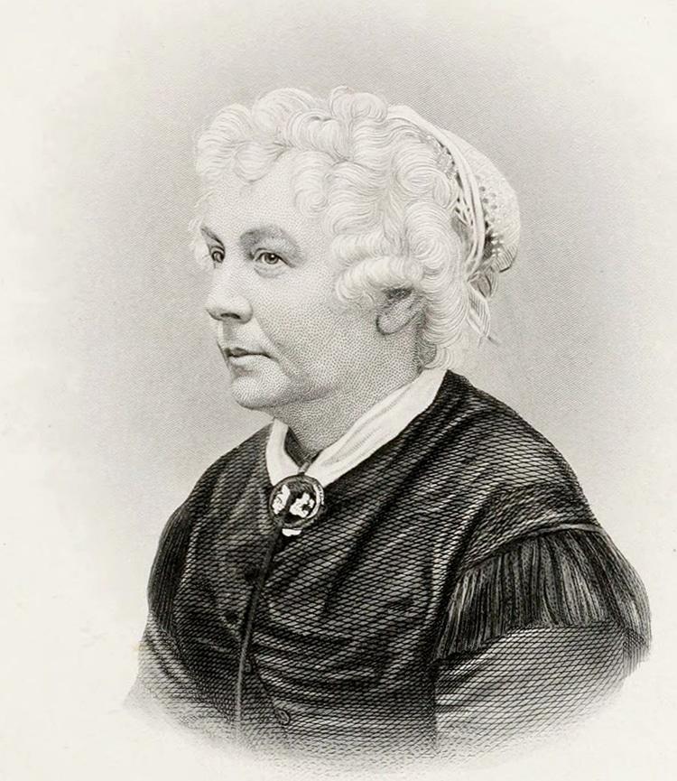 Elizabeth Cady Stanton Seneca Falls