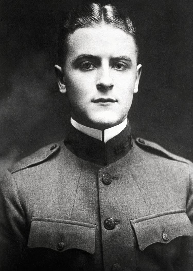 F. Scott Fitzgerald Writer