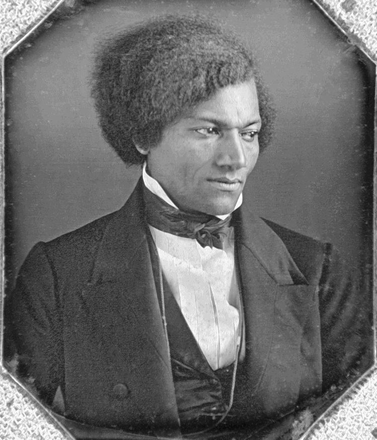 Frederick Douglass Abolitionist and Women's Rights Crusader