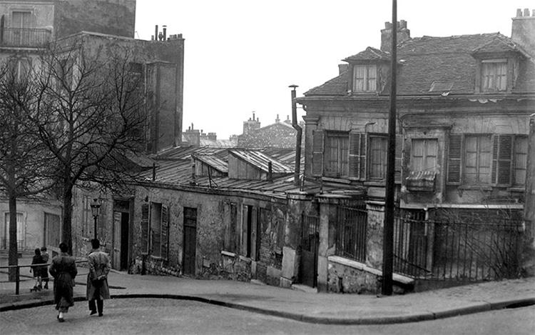 Le Bateau Lavoir Montmartre Artists