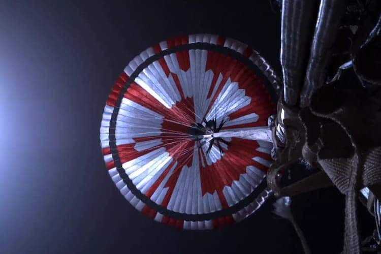 Can You Crack the Secret Message Hidden in Perseverance's Parachute?