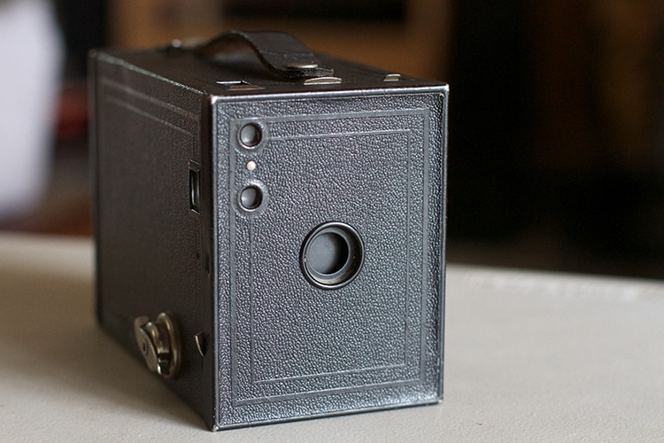 Kodak Brownie Box Camera Eastman Rochester