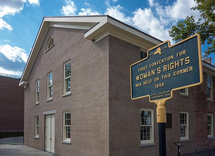 Wesleyan Methodist Church Seneca Falls NY