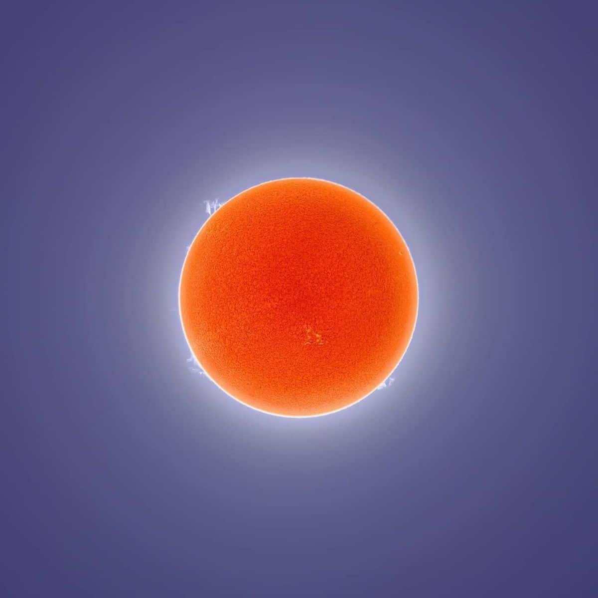 fotografías del sol de Andrew McCarthy